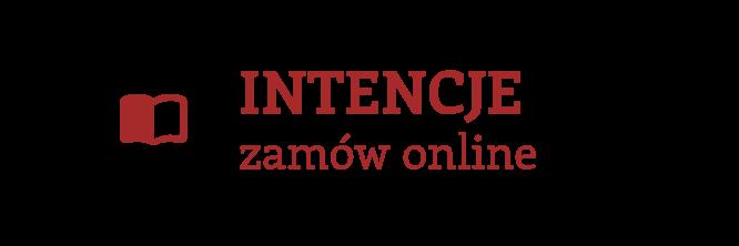 Intencje | zamów online